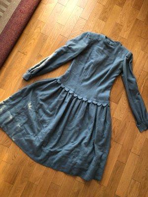 selbstgenähtes Vintage Kleid, Gr. S