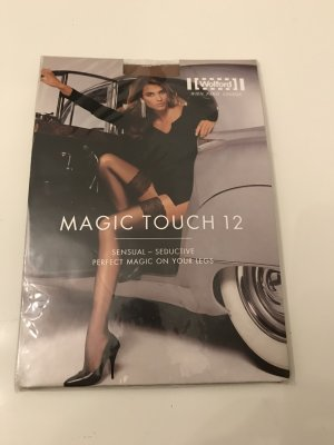 Selbsthalterstrümpfe, Stay-up, Magic Touch 12 von WOLFORD Gr. Small, 36,38,40, NEU