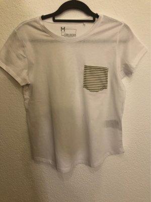 selbstnenähtes T-Shirt