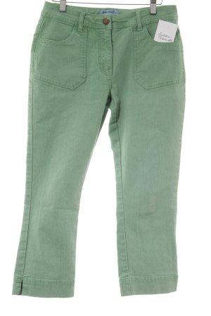 Select High Waist Jeans hellgrün Casual-Look