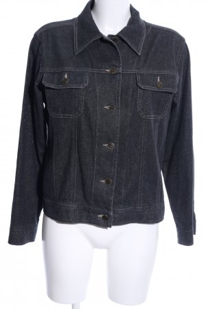 Select Camisa vaquera negro look casual
