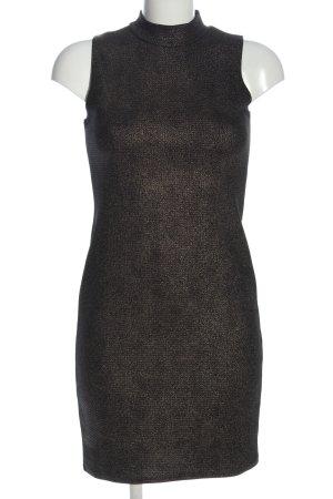 Select Minikleid bronzefarben Casual-Look