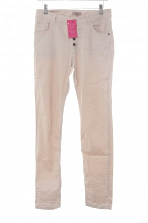 Select Stoffhose nude Casual-Look