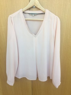 *selected* Bluse light rose