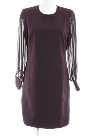 Selected Etuikleid purpur Business-Look