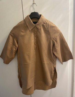 Selected Femme 3/4 Leder Shirt Hemd
