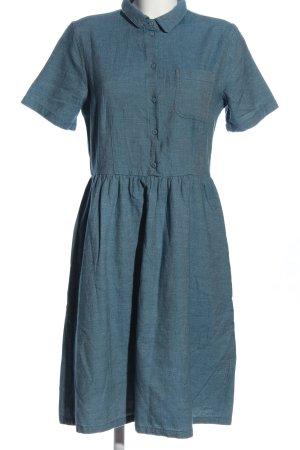 Selected Femme A-Linien Kleid blau Casual-Look