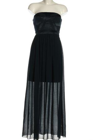 Selected Femme Abendkleid schwarz Elegant