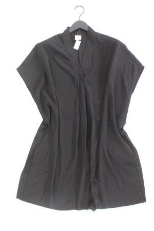 Selected Femme Abendkleid Größe 38 Kurzarm schwarz aus Polyester