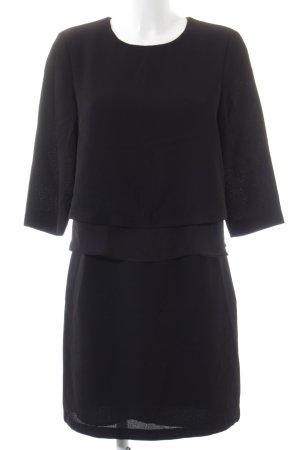 Selected Femme Abendkleid schwarz Business-Look