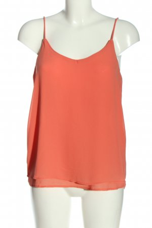Selected Femme ärmellose Bluse rot Casual-Look