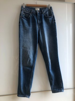 Selected Femme Jeans a 7/8 blu Cotone