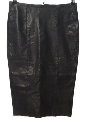 Selected Femme Bleistiftrock schwarz extravaganter Stil