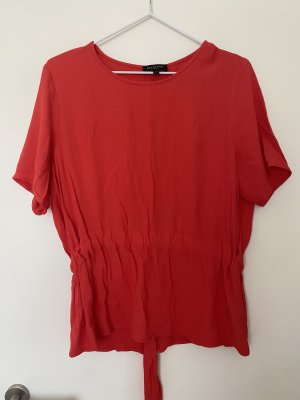 Selected Femme Bluse 40 rot wie neu