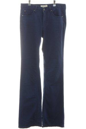 Selected Femme Boot Cut Jeans blau Casual-Look