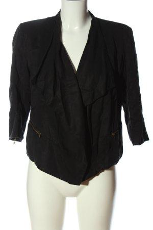 Selected Femme Cardigan schwarz Casual-Look