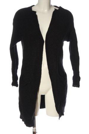 Selected Femme Kardigan czarny W stylu casual