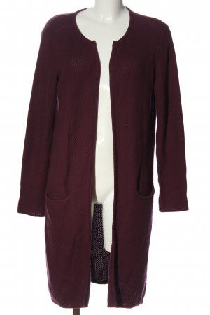 Selected Femme Cardigan lila Casual-Look
