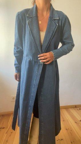 Selected Femme Robe en jean bleuet