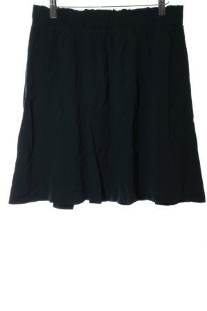 Selected Femme Plisowana spódnica czarny W stylu casual