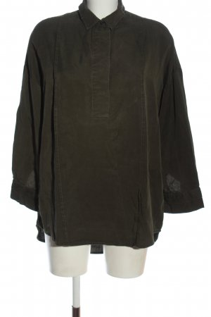 Selected Femme Shirt Blouse khaki casual look