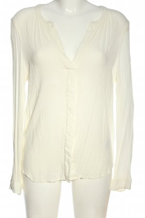 Selected Femme Hemd-Bluse wollweiß Business-Look