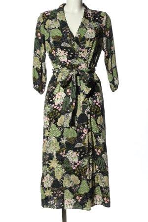Selected Femme Hemdblusenkleid Allover-Druck Casual-Look