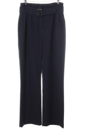 Selected Femme Hoge taille broek zwart elegant