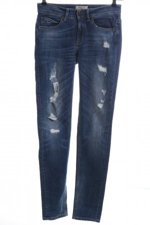 Selected Femme Hoge taille jeans blauw casual uitstraling