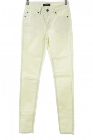 Selected Femme High Waist Jeans hellgelb Casual-Look