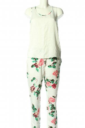 Selected Femme Tailleur-pantalon motif de fleur style décontracté
