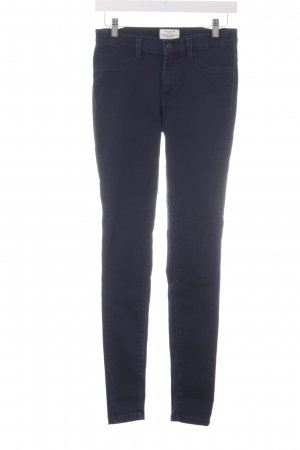 Selected Femme Jeggings blu scuro stile casual