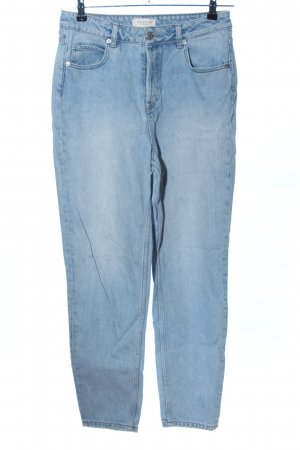 Selected Femme Jeans a carota blu stile casual