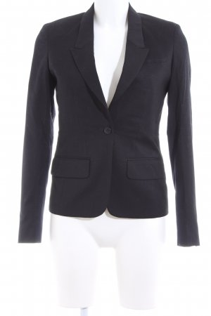 Selected Femme Kurz-Blazer schwarz Business-Look