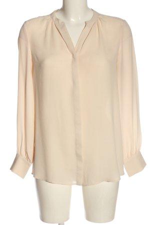 Selected Femme Langarm-Bluse creme Elegant