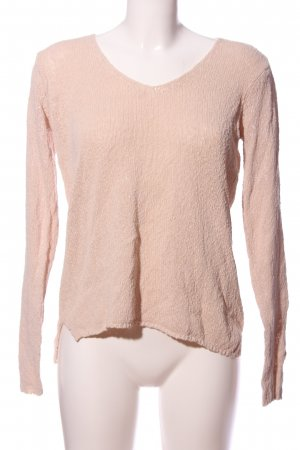 Selected Femme Langarm-Bluse creme Casual-Look