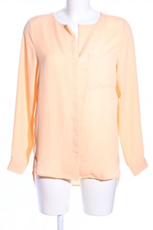 Selected Femme Langarm-Bluse nude Business-Look