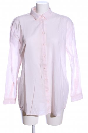 Selected Femme Langarmhemd pink Business-Look