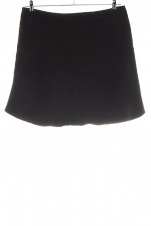 Selected Femme Leather Skirt black business style
