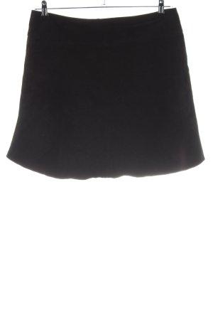 Selected Femme Jupe en cuir noir style d'affaires