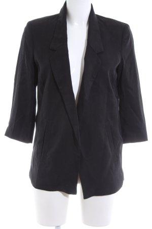 Selected Femme Long-Blazer schwarz Business-Look