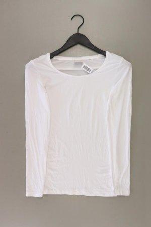 Selected Femme Longsleeve-Shirt Größe S Langarm weiß aus Lyocell