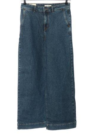 Selected Femme Jeansy Marlena niebieski W stylu casual