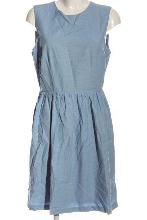 Selected Femme Blusenkleid blau Casual-Look
