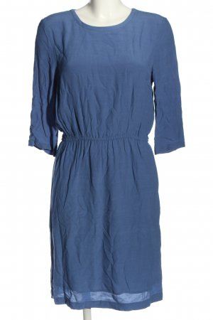 Selected Femme Midikleid blau Casual-Look