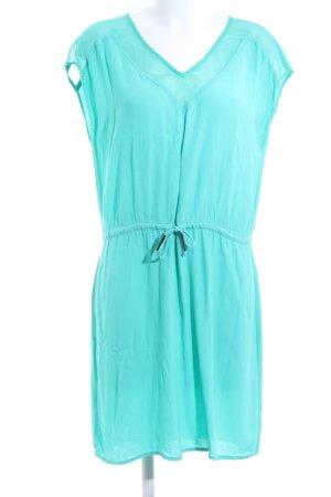 Selected Femme Minikleid türkis Casual-Look