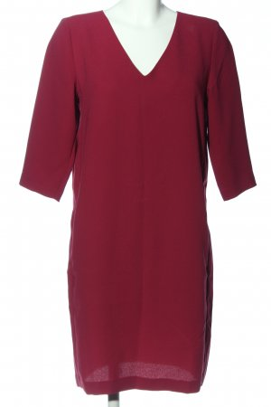 Selected Femme Minikleid rot Business-Look