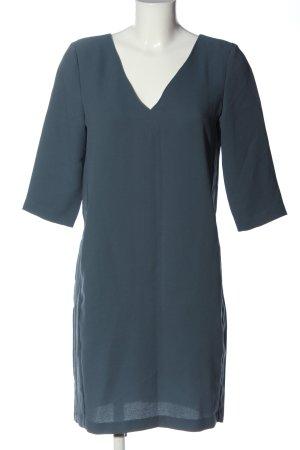 Selected Femme Minikleid blau Business-Look