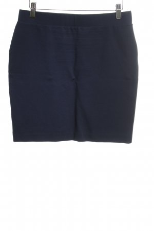 Selected Femme Minirock dunkelblau Elegant