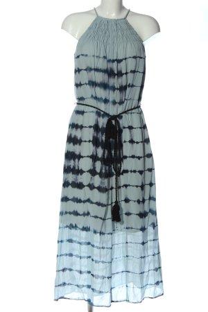 Selected Femme Abito con corpetto blu-nero stile casual